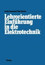 Lehrorientierte Einführung in die Elektrotechnik