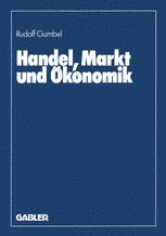 Handel, Markt und Ökonomik