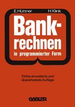 Bankrechnen in programmierter Form