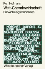 Welt-Chemiewirtschaft