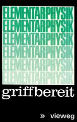 Elementarphysik griffbereit