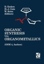 Organic Synthesis via Organometallics (OSM 4)