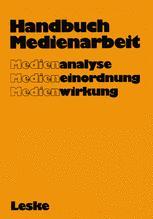 Handbuch Medienarbeit