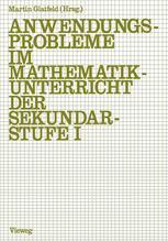 Anwendungsprobleme im Mathematikunterricht der Sekundarstufe I