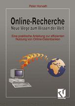 Online-Recherche Neue Wege zum Wissen der Welt