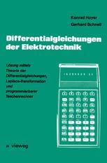 Differentialgleichungen der Elektrotechnik
