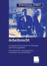 Praxishandbuch Arbeitsrecht