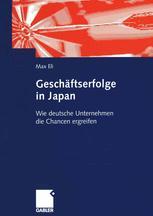 Geschäftserfolge in Japan