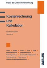 Kostenrechnung und Kalkulation