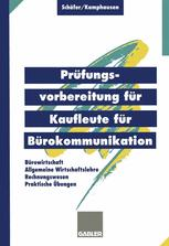 Prüfungsvorbereitung für Kaufleute für Bürokommunikation