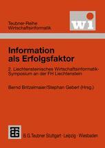 Information als Erfolgsfaktor