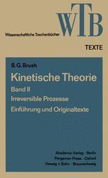 Kinetische Theorie II