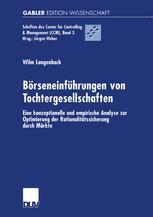 Börseneinführungen von Tochtergesellschaften