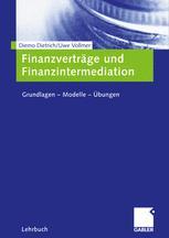 Finanzverträge und Finanzintermediation