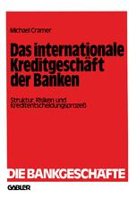 Das internationale Kreditgeschäft der Banken