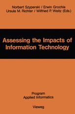Assessing the Impacts of Information Technology