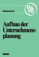 Aufbau der Unternehmensplanung