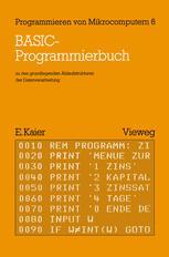 BASIC-Programmierbuch