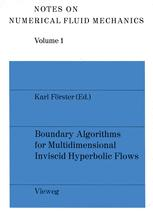 Boundary Algorithms for Multidimensional Inviscid Hyperbolic Flows