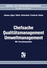 Chefsache Qualitätsmanagement Umweltmanagement