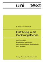 Einführung in die Codierungstheorie