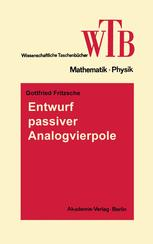 Entwurf passiver Analogvierpole