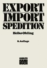 Export — Import — Spedition