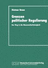 Grenzen politischer Regulierung