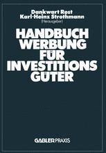 Handbuch Werbung für Investitionsgüter