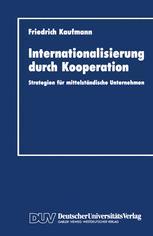 Internationalisierung durch Kooperation