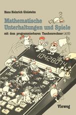 Mathematische Unterhaltungen und Spiele mit dem programmierbaren Taschenrechner (AOS)
