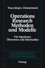 Methoden und Modelle des Operations Research