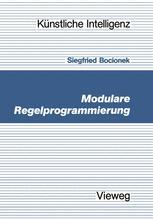 Modulare Regelprogrammierung