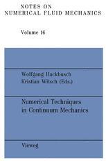 Numerical Techniques in Continuum Mechanics