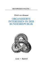 Organisierte Interessen in der Bundesrepublik