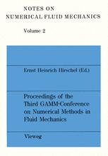 Proceedings of the Third GAMM — Conference on Numerical Methods in Fluid Mechanics