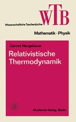 Relativistische Thermodynamik