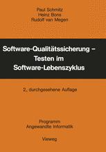 Software-Qualitätssicherung — Testen im Software-Lebenszyklus