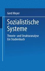 Sozialistische Systeme
