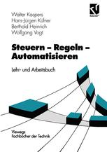 Steuern — Regeln — Automatisieren