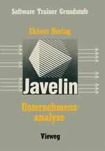 Unternehmensanalyse mit Javelin