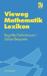 Vieweg Mathematik Lexikon
