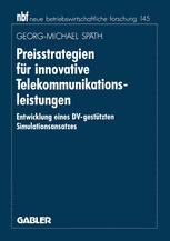 Preisstrategien für innovative Telekommunikationsleistungen