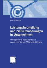 Leistungsbeurteilung und Zielvereinbarungen in Unternehmen