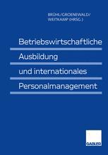 Betriebswirtschaftliche Ausbildung und internationales Personalmanagement