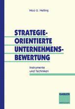 Strategieorientierte Unternehmensbewertung