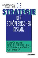 Die Strategie der schöpferischen Distanz