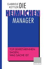 Die heimlichen Manager