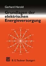 Grundlagen der elektrischen Energieversorgung