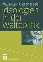 Ideologien in der Weltpolitik
